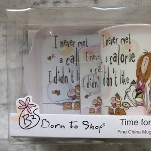 Born To Shop| Time For Tea Gift Set